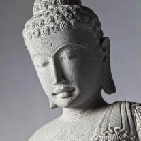 Buddha sitzende 100 cm