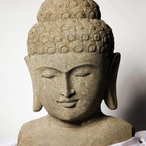 Buddha Büste 80 cm