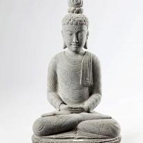 Buddha sitzend 60 cm