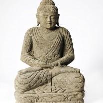 Buddha sitzend 70 cm