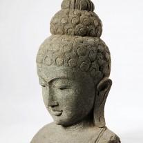 Buddha Büste 70 cm