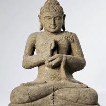 Buddha sitzend 80 cm