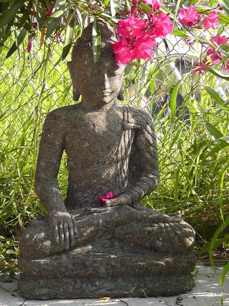Blumenbuddha