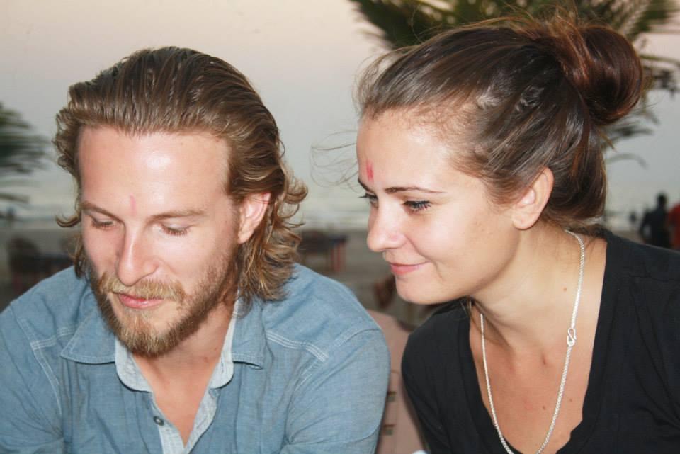 Simon and Kate