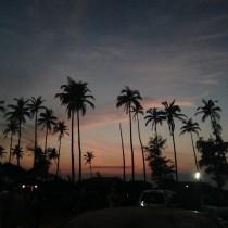 Goa Sonnenaufgang